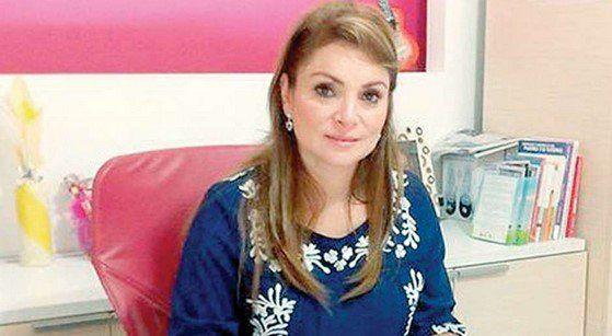 Revocan auto de formal prisión a esposa de Abarca - María de los Ángeles Pineda