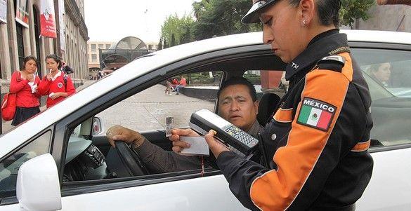 Suspenden multas de tránsito en 14 municipios del Edomex - Multas tránsito Edomex