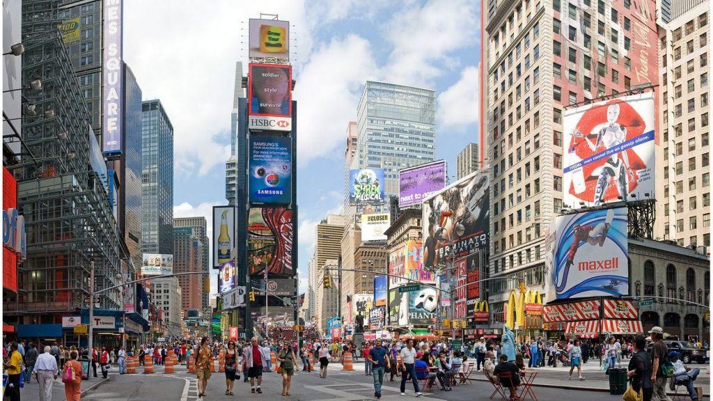 Las cincuenta ciudades con mayor PIB en 2030 - Nueva York