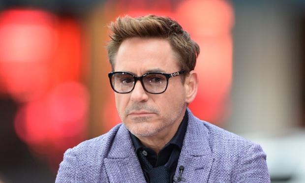 Robert Downey Jr. abandona entrevista - Robert Downey Jr. abandona entrevista