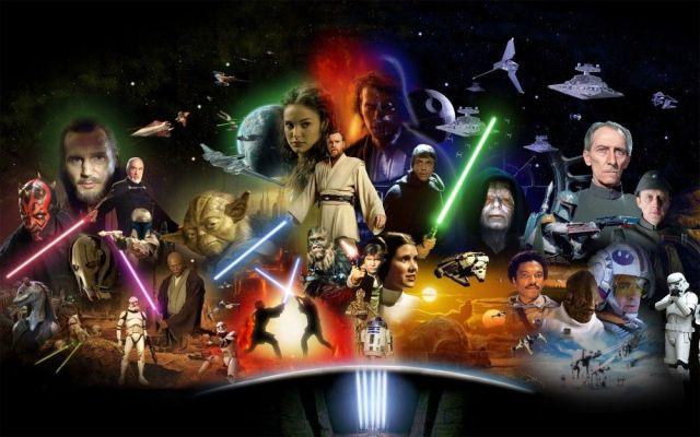 Lanzarán saga completa de Star Wars en iTunes - Foto de nerdreactor.com