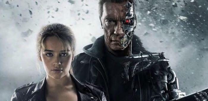 """""""Terminator 4 apesta"""": Schwarzenegger - terminator"""