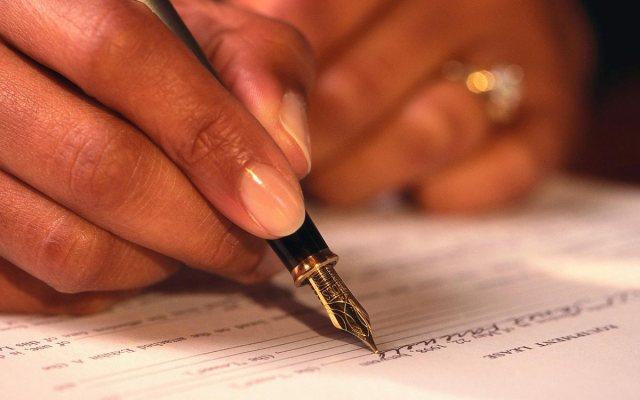 Iniciará Jornada Notarial en el DF - Testamento