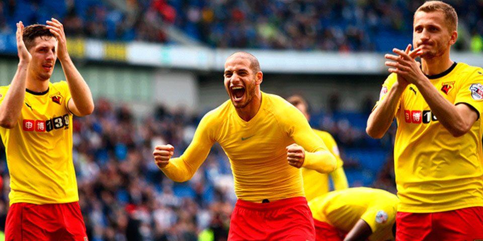 Watford y Layún logran el ascenso a Premier League - Sin Layún, Watford gana y se acerca al ascenso