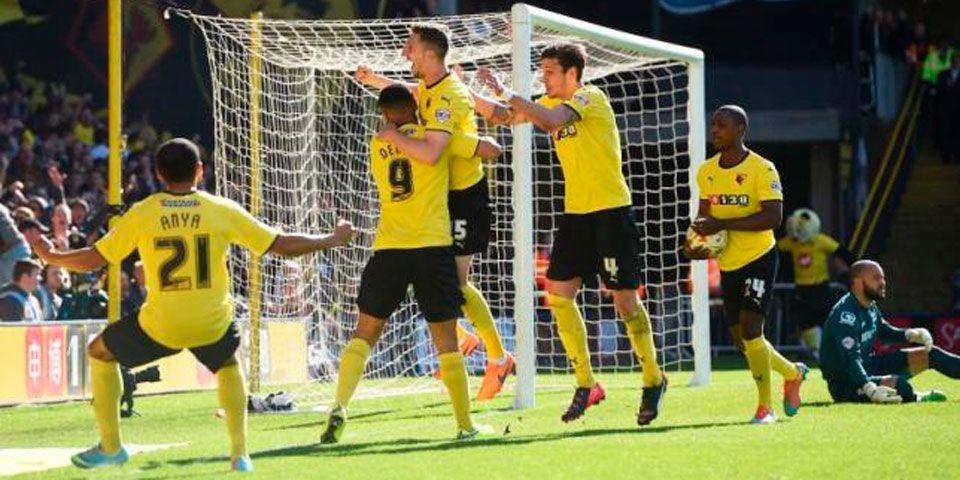 Watford está muy cerca del ascenso - Watford está muy cerca del ascenso