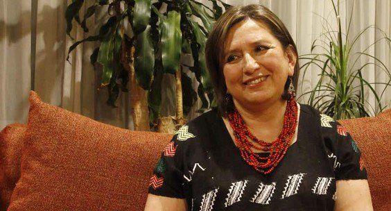 Xóchitl Gálvez, candidata del PAN por Miguel Hidalgo