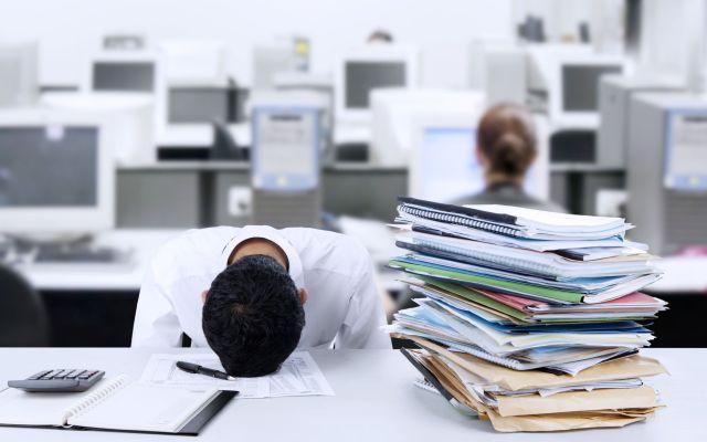 Padecen de estrés laboral 40 por ciento de los trabajadores en México - El estrés se relaciona con varias enfermedades