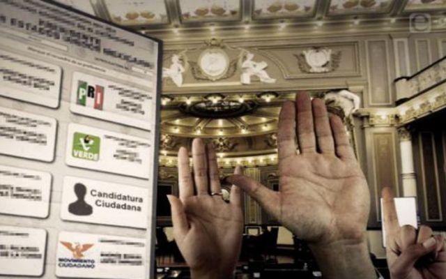 IEDF cancela candidatura independiente - Foto de e-consulta