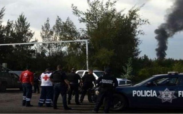 No hubo una sola ejecución en Tanhuato: Policía Federal - Foto de Reforma