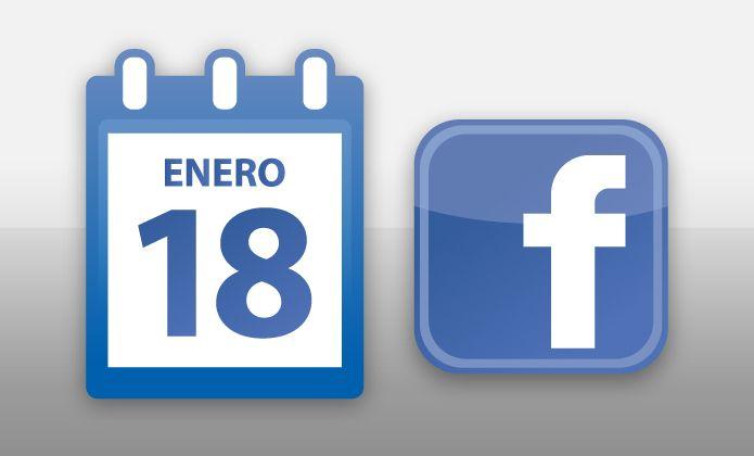 Facebook introducirá mejoras en los Eventos