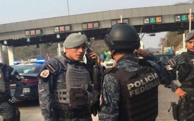 Jorge Camacho denuncia agresión de federales - Foto de @Camacho_Jorge