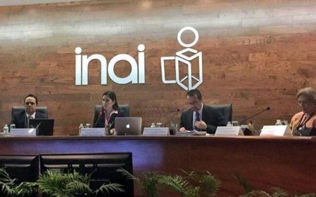 INAI ordena a Policía abrir información de caso Tanhuato - Foto de @XimenaPuente