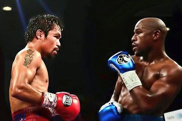 Pacquiao quiere la revancha contra Mayweather - Lo cierto es que la pelea dejó mucho que desear.