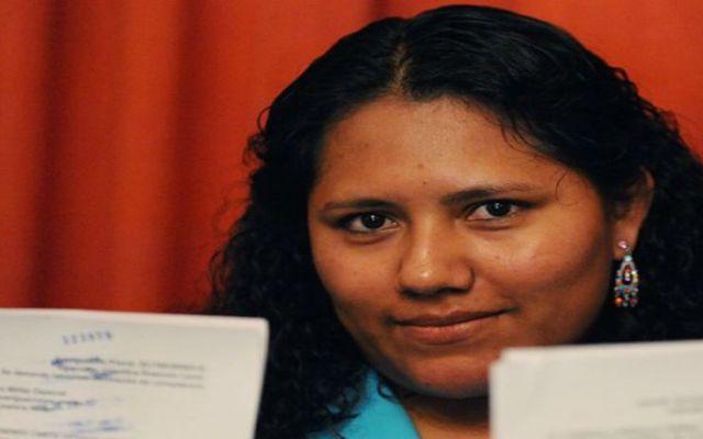 Declina candidata de MORENA en Guerrero por seguridad - Foto de Ricardo Ramírez Arriola