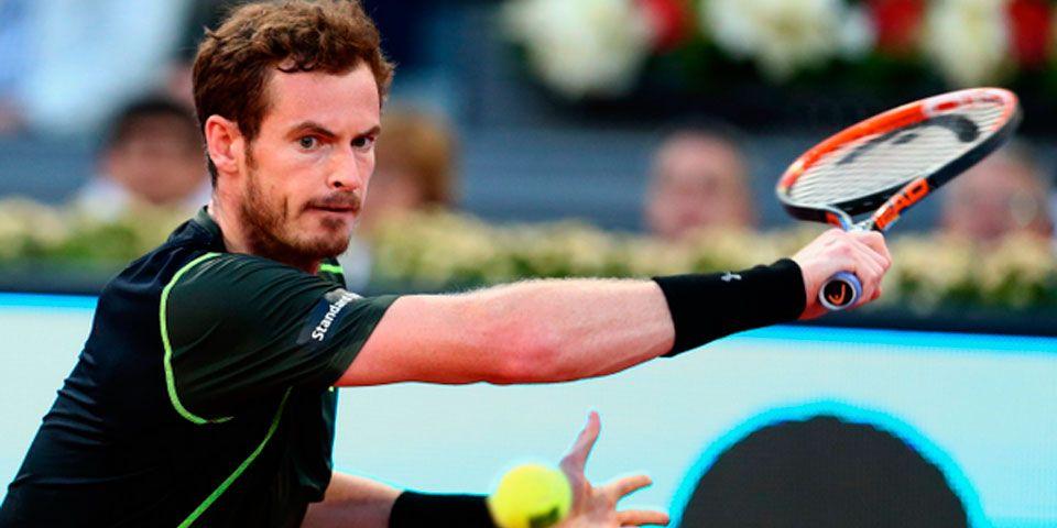 Murray enfrentará a Nadal en final del Abierto de Madrid - andy murray