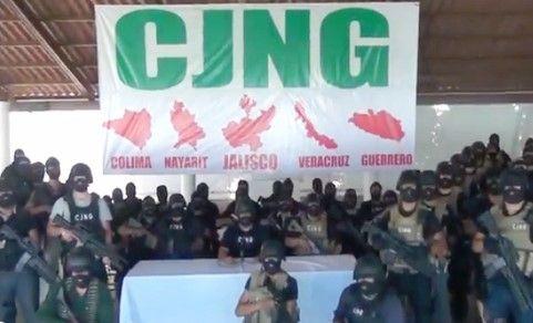 Estados Unidos aprieta al CJNG - Cártel Jalisco Nueva Generación. Foto de Archivo