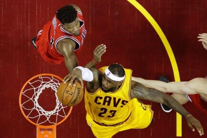 Cavaliers empatan serie ante Bulls - Cavaliers empatan serie ante Bulls