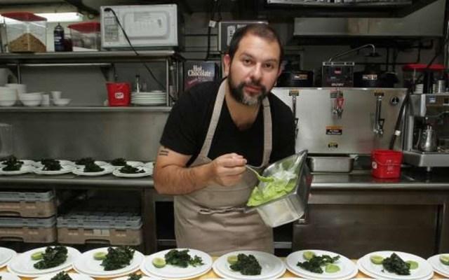 El chef Enrique Olvera habla de sus gustos