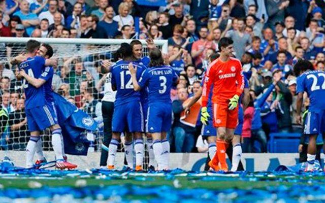 Chelsea campeón - Chelsea campeón