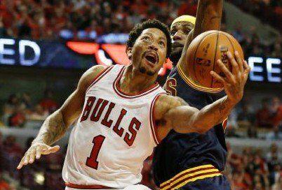 Bulls toman ventaja sobre Cavaliers - Bulls toman ventaja sobre Cavaliers