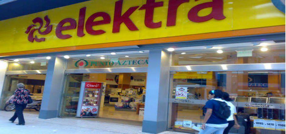 Cierran Elektra en Brasil - Elektra