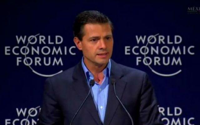 EPN inaugura Foro Económico Mundial sobre AL - Enrique Peña Nieto, presidente de México