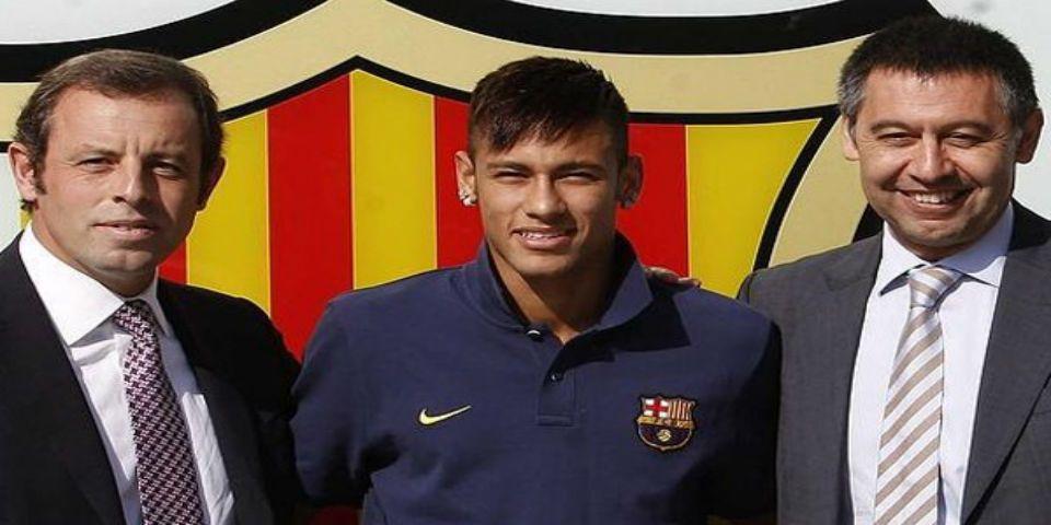 Barcelona a juicio por caso Neymar - Foto de Libero.