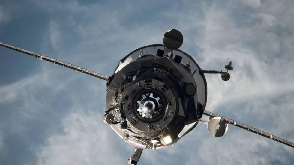 Nave rusa Progress se desintegró sobre el Océano Pacífico - AFP