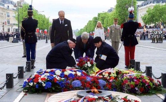John Kerry celebra el 70 aniversario de Segunda Guerra Mundial - @johnkerry