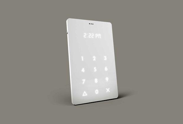 """Crean el Light Phone, el """"anti-smartphone"""" - Foto de Light Phone"""