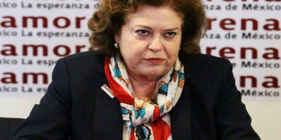 Candidata de Morena en Michoacán denuncia agresión - María de la Luz Núñez