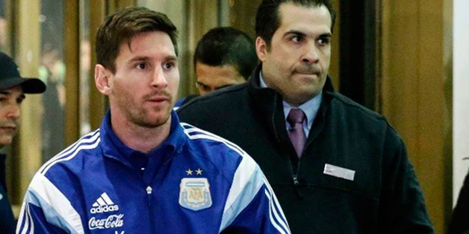 Messi exigió sirvienta y guardaespaldas para Copa América - Lionel Messi