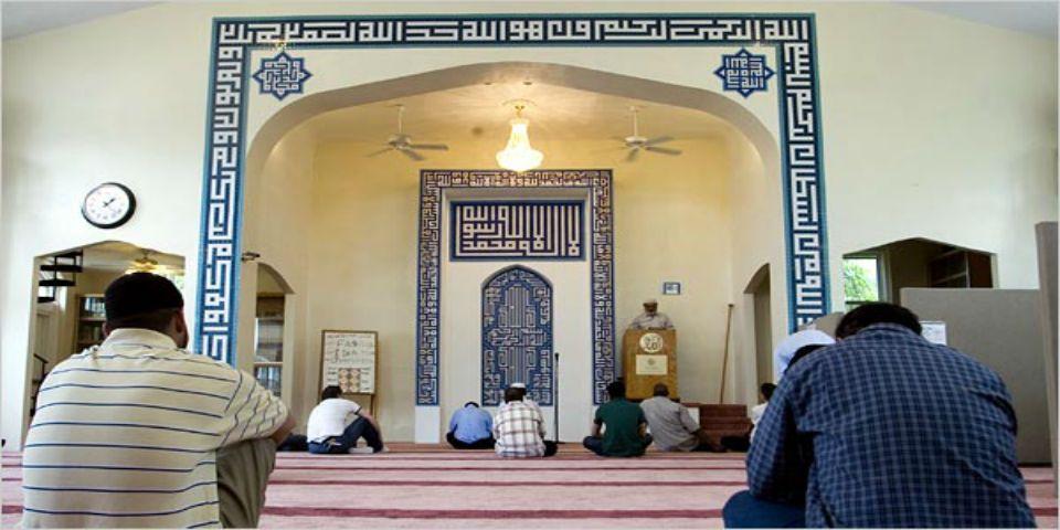 Excandidato al Congreso planeó quemar una mezquita - Foto de The New York Times.