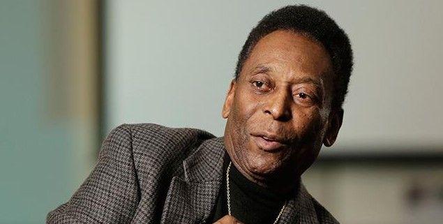 Hospitalizan a Pelé. Lo someten a cirugía - Pelé fue operado