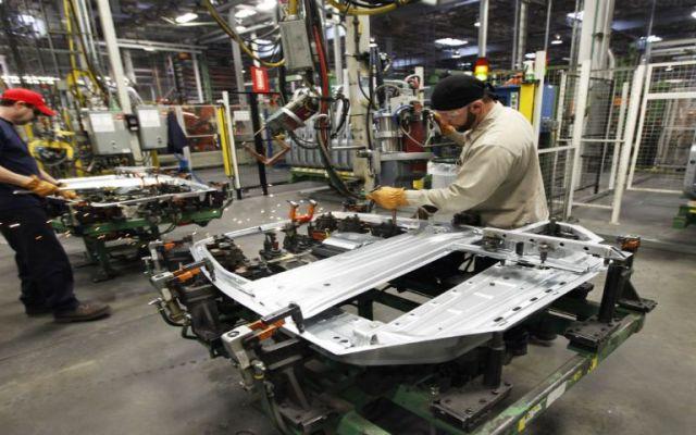 Producción industrial liga 4 meses a la baja en su comparación anual - Foto de El Semanario.