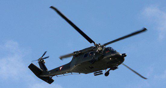 Ya son 6 muertos por ataque a helicóptero de la SEDENA - SEDENA Helicóptero