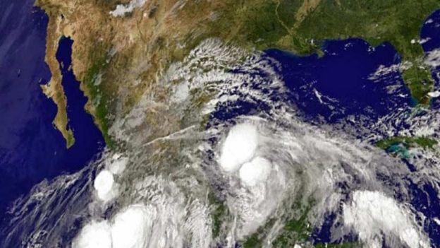 Pronostican 3 huracanes y 4 tormentas tropicales en el Atlántico - Foto de cbtelevision.