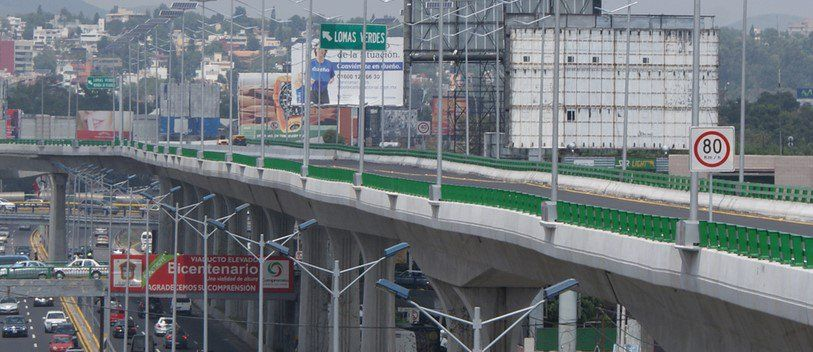 Viaducto Elevado Bicentenario