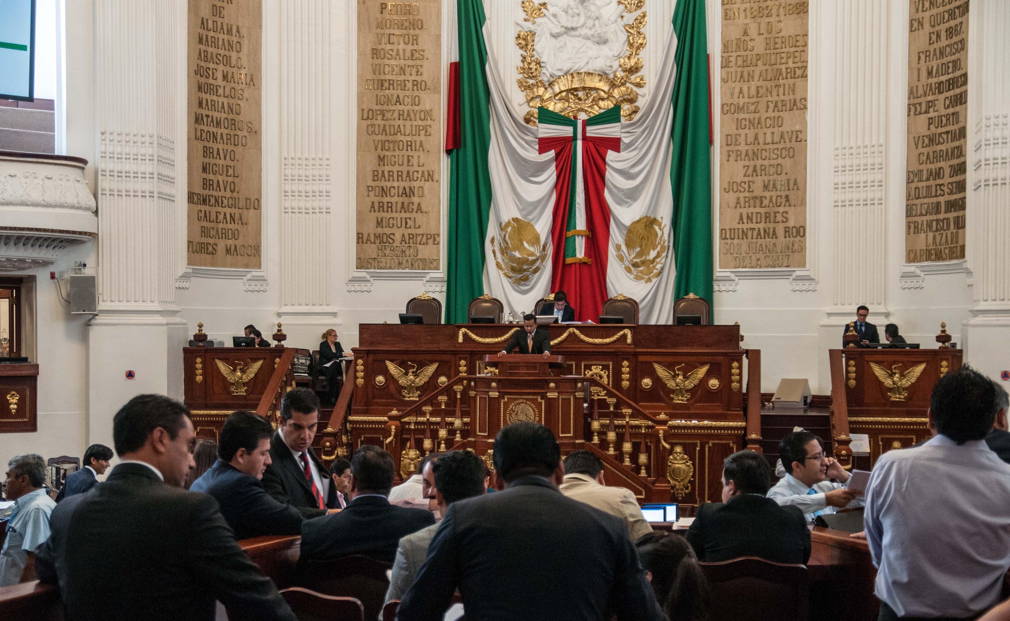 Asambnlea Legislativa del Distrito Federal