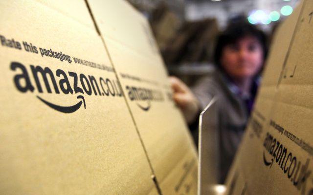 Anuncian llegada de Amazon México - Foto de archivo