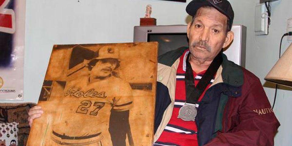 Murió el legendario bateador Andrés Mora Ibarra - Foto de Internet