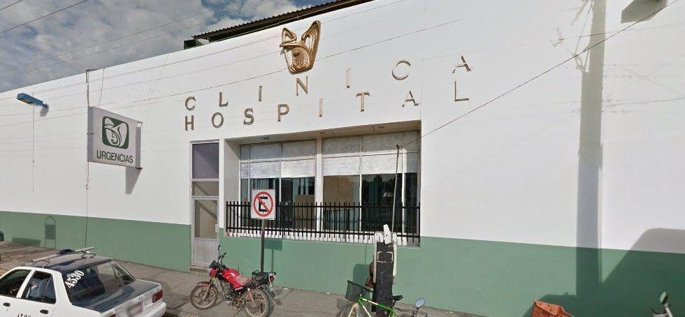 Da a luz en la calle. Hospital le negó el ingreso - Foto de Google Maps