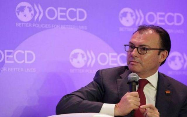 Reforma Hacendaria disminuyó la dependencia de los ingresos petroleros: Videgaray