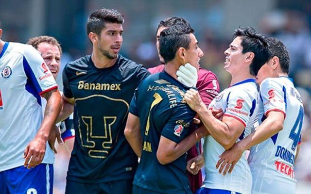 Cruz Azul y Pumas se enfrentarán en pretemporada - Foto de Mexsport