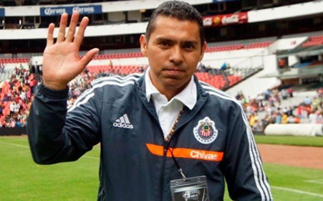 Ramón Morales es nuevo auxiliar en el primer equipo de Chivas - Ramón Morales. Foto de Coras