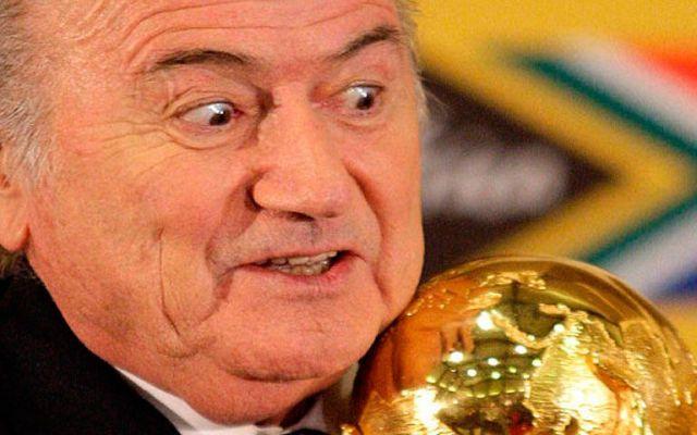 Joseph Blatter apela suspensión y espera volver en 10 días - Joseph Blatter. Foto de Telegraph