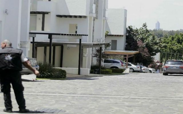 La casa de El Menchito en Zapopan - Foto de Milenio.