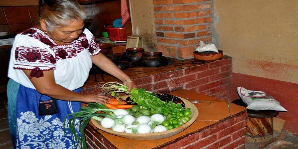 No toda la comida mexicana es tan popular - Foto de El Universal.