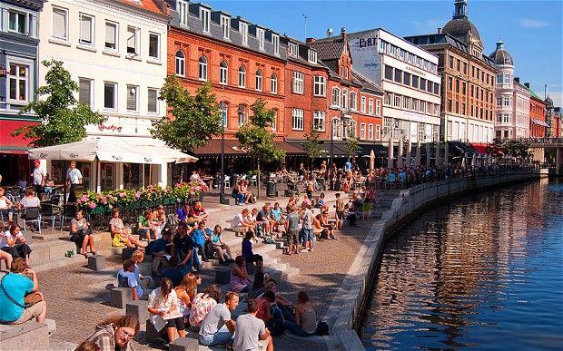 Los países más caros de la Unión Europea - Dinamarca. Foto de The Telegraph