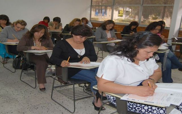 Evaluación se aplicó a 98 por ciento de los maestros: Nuño - Foto de Unomásuno.